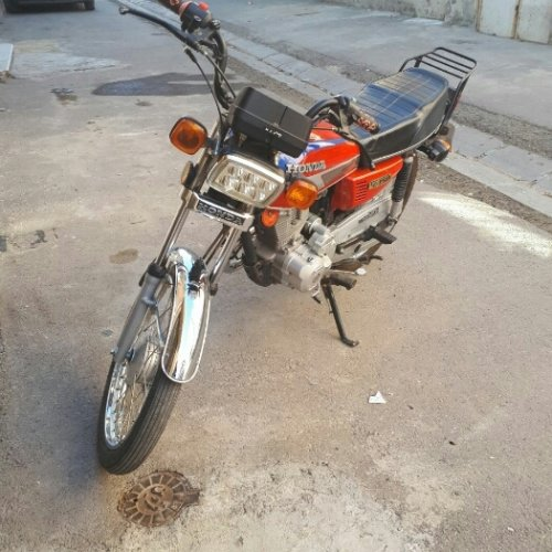 موتور سیکلت ۱۵۰ ناب