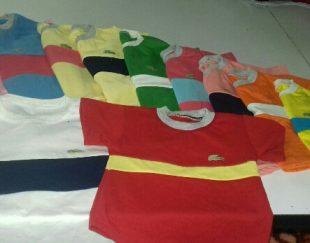 ۳۰۰ عدد تی شرت بچه گانه