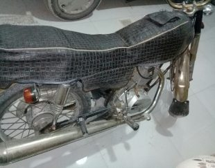 موتور سیکلت تکتاز مدل ۱۳۸۱ قدیم پلاک مدارک کامل پای معامله تخفیف هم میدم