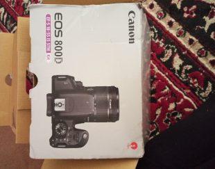 دوربین کنون d800