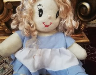 عروسک سالم وتمیز