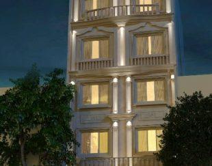 آپارتمان ۱۴۱ متری جهانشهر کلید نخورده