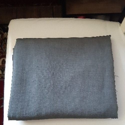 پارچه شانتون با ابعاد۱۴۰×۱۹۵سانت