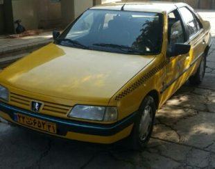 پژو تاکسی ۸۷