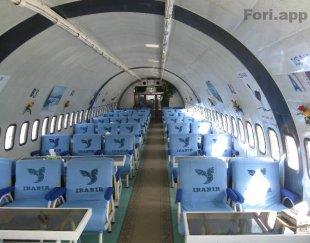 فروش هواپیما ۷۳۷ رستوران و کافی شاپ