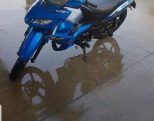 موتور سیکلت  tvs راکرز