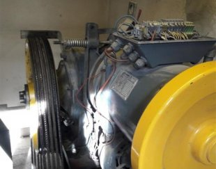 تعمیرات موتوراسانسور