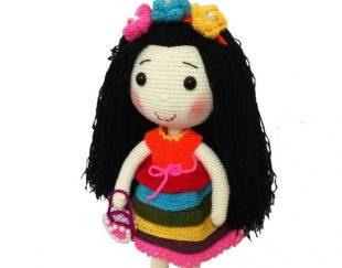 عروسک دختربهار