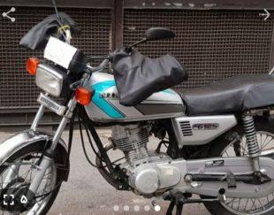 فروش فوری موتور سیکلت نامی طرح هندا