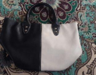 کیف دو رنگ