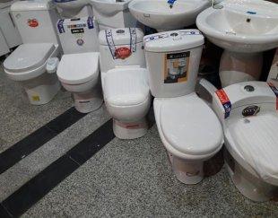 توالت فرنگی با حمل ونصب رایگان