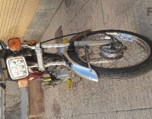 موتور سیکلت لیزر ۹۵