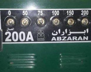 دستگاه جوش ۲۰۰ امپر