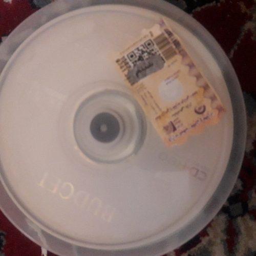 فروش DVD و CD خام