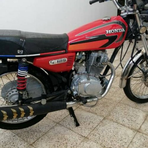 با سلام موتور مدل ۹۲