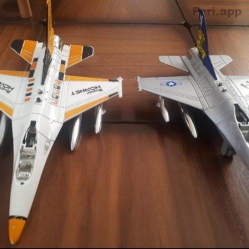 هواپیما سالم