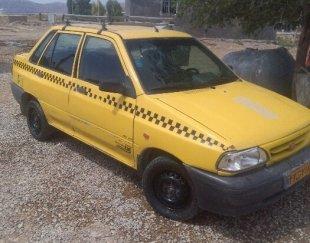 تاکسی پراید مسیری۸۸