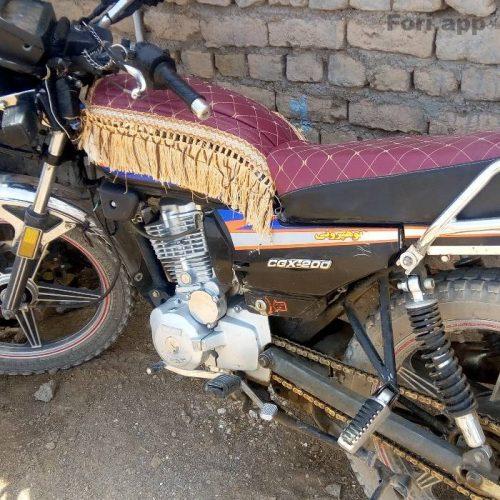 موتورسیکلت لیفان ۲۰۰مدل ۹۵