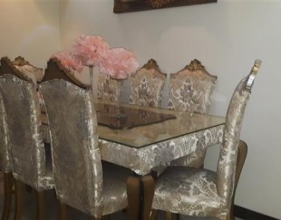 مبلمان و میز ناهارخوری