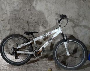 دوچرخه تنه آلمینیومی سایز۲۶ لاستیک ۹۹درصد