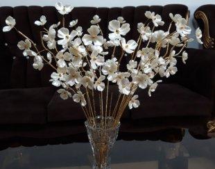 گل شاخه ای شکوفه- گل های کریستالی