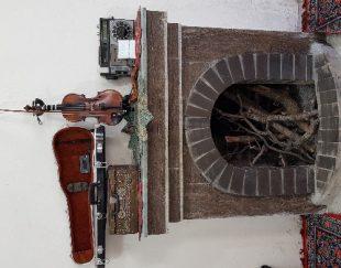 ویولن(ویالون)سنتی قدیمی ساخت آلمان کلکسیونی/سه تار