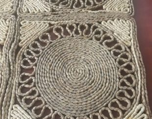 رومیزی چوبی