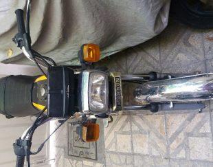 فروشی موتور هندا ۱۲۵