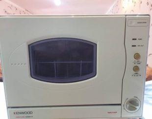 ماشین ظرفشویی مدل کنوود