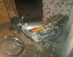 موتورسیکلت کبیر ۱۵۰مدل۹۴