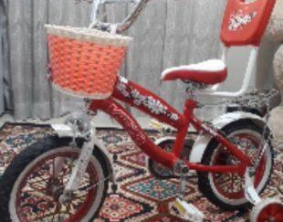 دوچرخه دخترانه ۳تا۷ سال