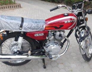موتور سیکلت هوندا کویر مدل ۹۳