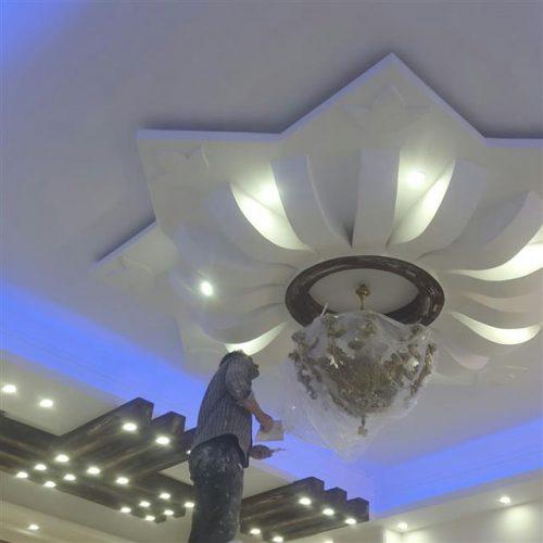 نقاشی ساختمان با قیمت مناسب