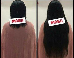 آف اکستنشن موی طبیعی با نصب رایگان لیزری