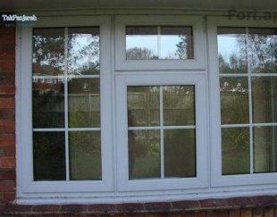 در و پنجره دوجداره &upvc