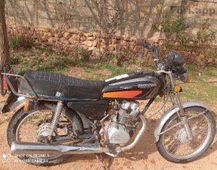 موتور سیکلت مدل ۸۸