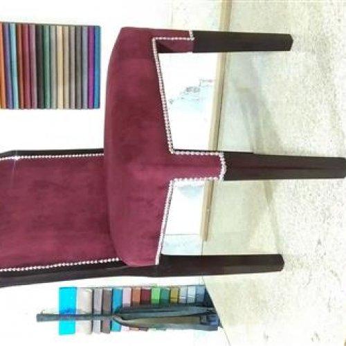 تولید صندلی ناهار خوری و تعمیرات مبل