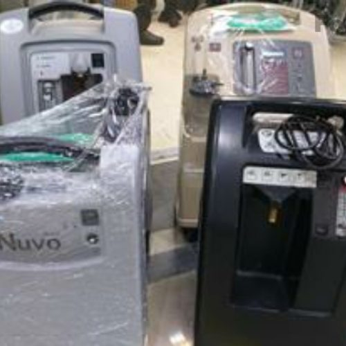 دستگاه اکسیژن ساز پنج (۵) و ده (۱۰)لیتری اجاره ای