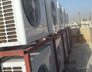 نصاب کولر گازی(نصب و سرویس)