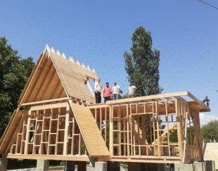 ساخت خانه های پیش ساخته