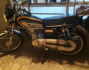 موتورسیکلت مدل ۹۳ تمیز درحدصفر