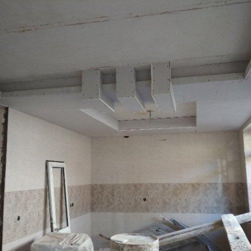 تعمیر_نصب_فروش سقف کاذب و کناف و کاغذ دیواری