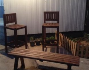تولید مصنوعات چوبی