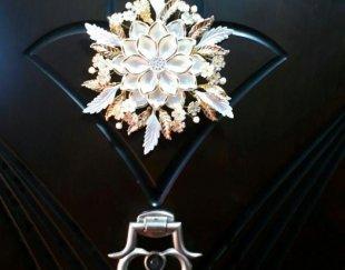 گل آویز پشت دری – گل کریستالی شیک و زیبا