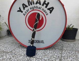 طبل اصل (YAMAHA) با سایز ۲۵۰ Micronals.