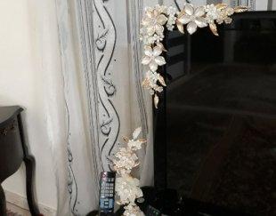 گل حاشیه تلویزیون تریینی و شیک