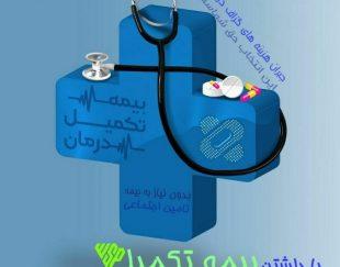 بیمه تکمیلی دارو و درمان