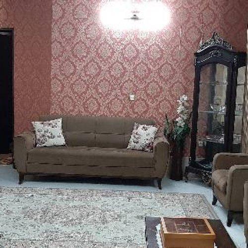 آپارتمان دو خوابه ۸۰ متری در شهرک فجر ورامین