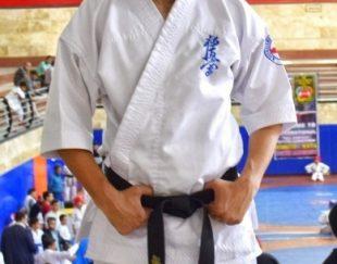 کلاس کن شین کاراته(مبارزات آزاد)