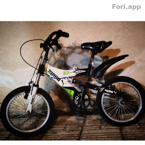 دوچرخه پما poma